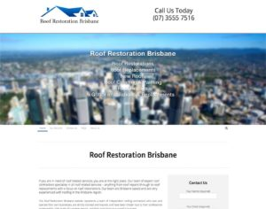 BluVision Media - Roof Restoration Brisbane